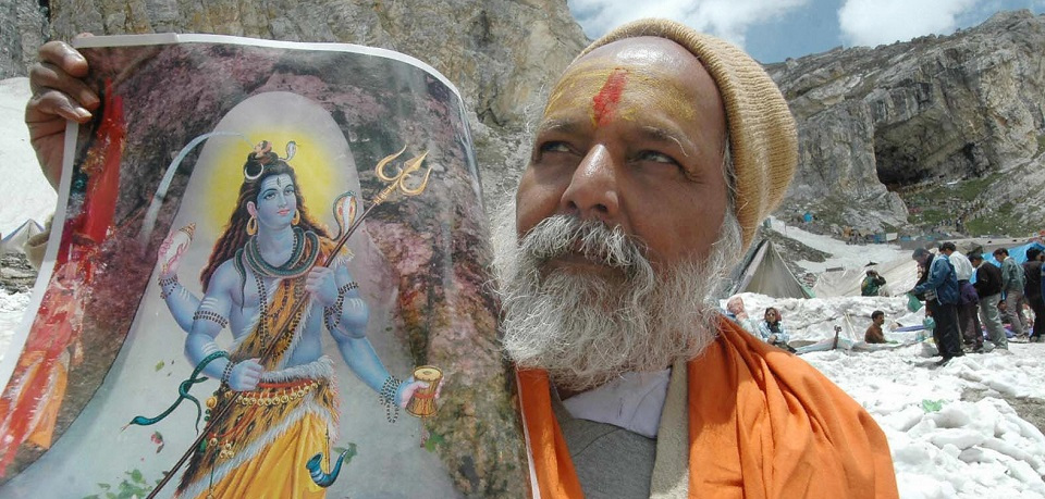 India Is Weaponizing its Spiritual Tourists