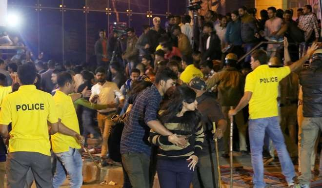 WHO'S TO BLAME FOR BANGALORE'S MASS MOLESTATION 'NIGHT OF SHAME'?